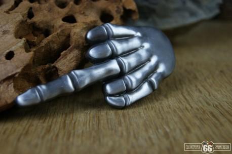 Přezka opasková Skull Hand