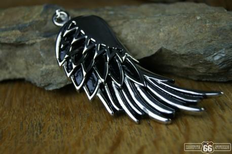 PŘÍVĚSEK Z CHIRURGICKÉ OCELI ANGEL WING