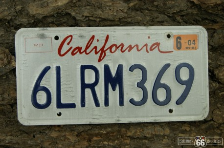 SPZ USA CALIFORNIA 6LRM369