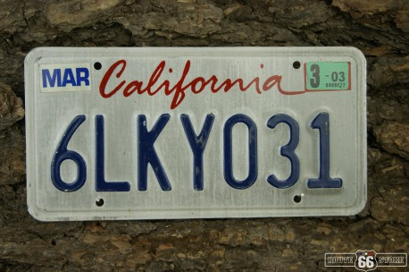 SPZ USA CALIFORNIA 6LKY031