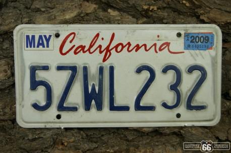 SPZ USA CALIFORNIA 6GIK756