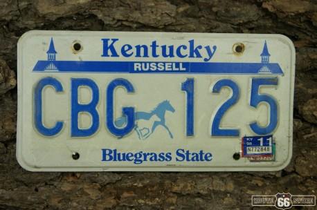 SPZ USA KENTUCKY CBG125