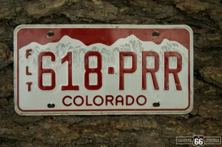 SPZ USA COLORADO 618PRR