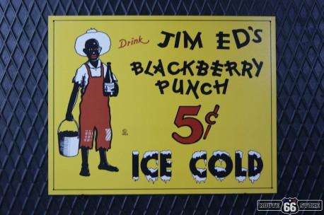 REKLAMNÍ CEDULE DRINK JIM
