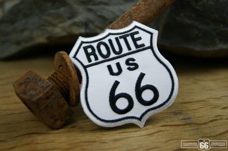 Nášivka Route 66 US