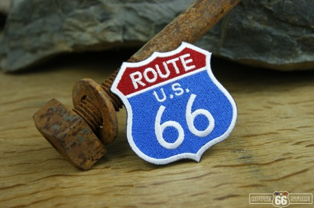Nášivka Route 66 U.S.
