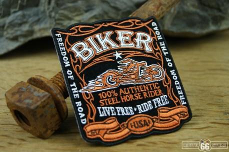 Nášivka Biker Fire