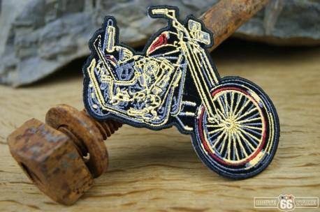 Nášivka Motorcycle