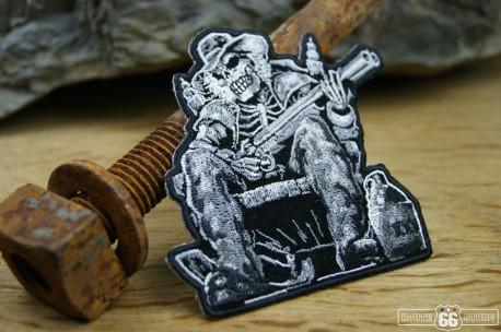 Nášivka Sniper Skull
