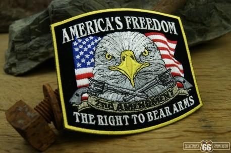Nášivka America's Freedom